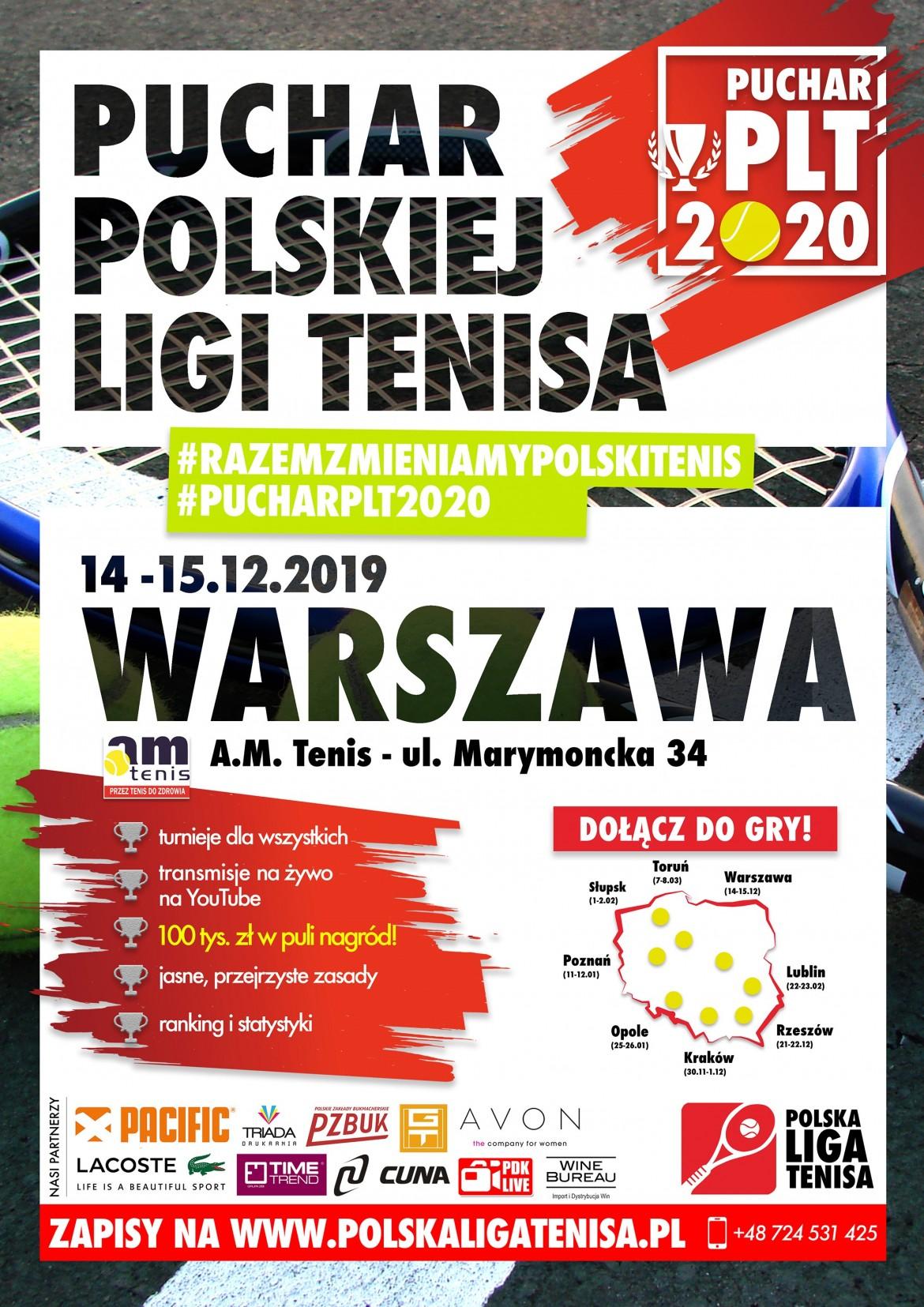 Puchar Polskiej Ligi Tenisa